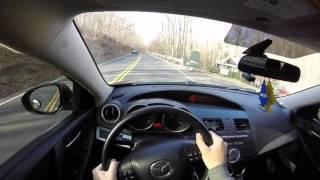 2011 Mazda 3 POV Drive