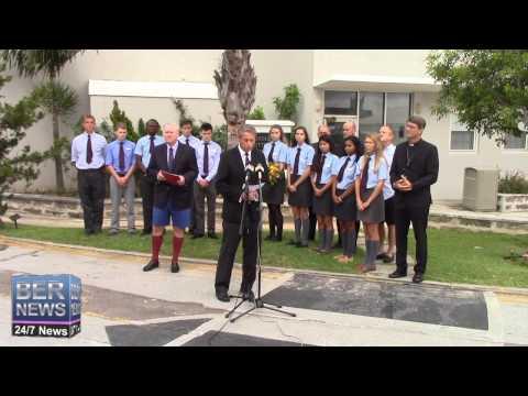 Saltus 9/11 Wreath Laying Ceremony, September 11 2015