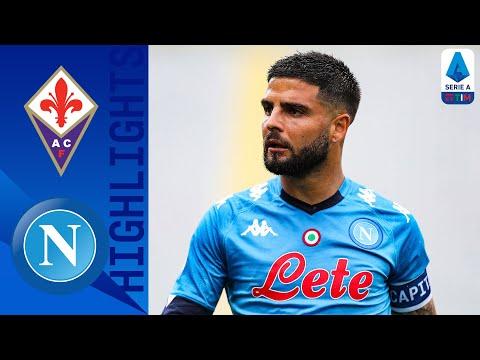 Fiorentina 0-2 Napoli   Napoli Win Sees Them Move Back Into Top Three!   Serie A TIM