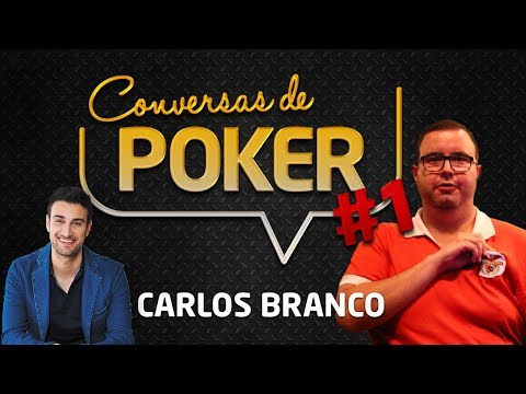 Conversas de Poker #1: Carlos Branco | André Coimbra