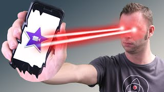 7 iMovie Special Effects for iPhone You May Have Missed