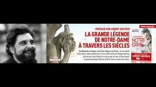 """#54 - Philippe Delorme pour son livre """"La légende de Notre-Dame"""""""