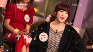 20110129 New Year Special T-ara Jiyeon Hyomin PV