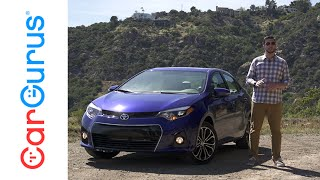 2016 Toyota Corolla   CarGurus Test Drive Review