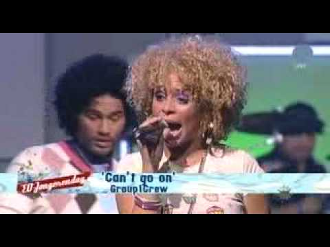 Group 1 Crew - Can't Go On (Live)