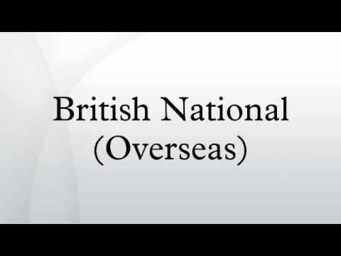 British National (Overseas)