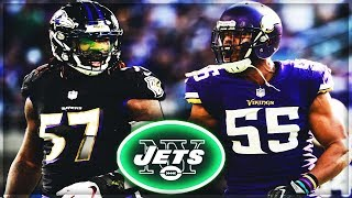 Is/Can Le'Veon Bell get the New York Jets over the hump to challeng...