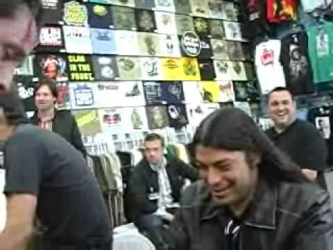 Metallica - Record Store Day (2008) Thumbnail image