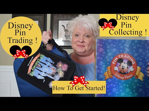Disney Pin Trading & Collecting 101! What You Need To Know To Get Started!