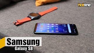 Samsung Galaxy S8 — обзор смартфона
