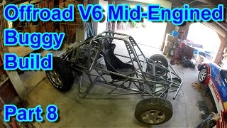 Offroad V6 Buggy Build - Part 8