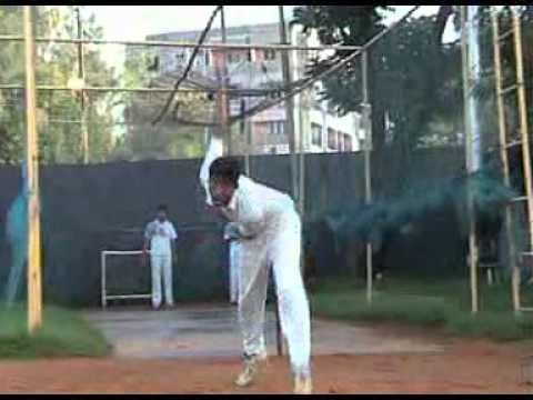 Sports Coaching Foundation pace bowlers project mr abid ali test cricketer coaching at scf.mp4