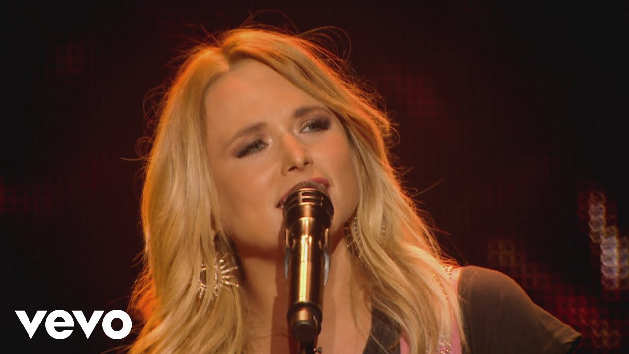 Miranda Lambert Sparkles In Little Black Dress As She Hits The Stage At CMA Fest