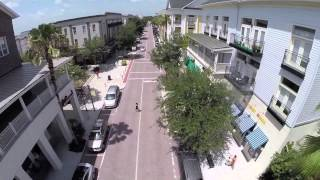 Aerial Video | Baldwin Park | Orlando Florida | DJI Phantom 2 | Real Estate | Drone