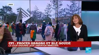 """Laurent Gbagbo à la CPI : """"La décision d'aujourd'hui est une bombe mais une décision logique"""""""