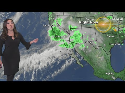 Amber Lee's Weather Forecast (March 10)