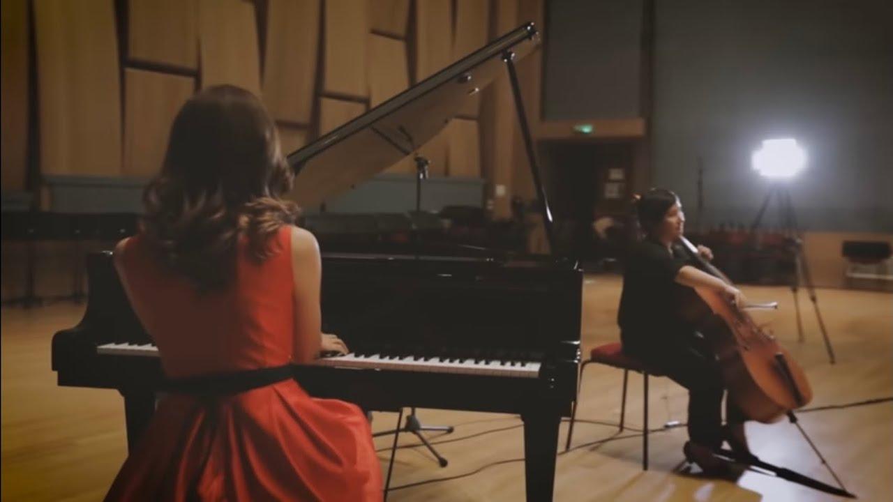 All Of Me John Legend Piano Cello Cover Pianocello Duo