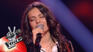 Soraya - 'Death Of A Bachelor' | Halve Finale | The Voice Kids | VTM