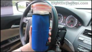 Car Bottle Heater From MiNiInTheBox