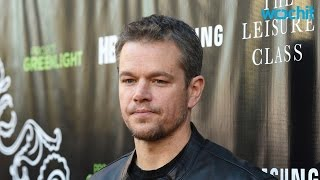 Matt Damon Says Robin Williams Made Him and Ben Affleck Cry