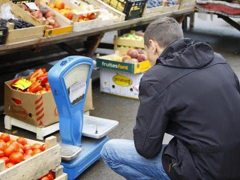 Введение. Торговля овощами на улице. Плюсы и минусы.