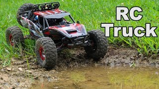 4WD RTR RC Off Road Truck - Two Speeds Feiyue FY07 - TheRcSaylors