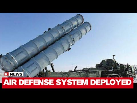 India-China Faceoff: Surface-To-Air Defense Systems Deployed Along LAC