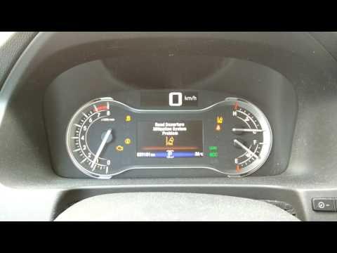 2016 Honda Pilot Multiple Warning Lights Problem