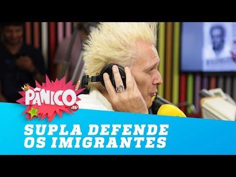 """""""Illegal"""": Supla defende imigrantes em novo trabalho"""