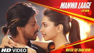 Manwa Laage VIDEO Song | Happy New Year | Shah Rukh Khan | Arijit Singh | Shreya Ghoshal