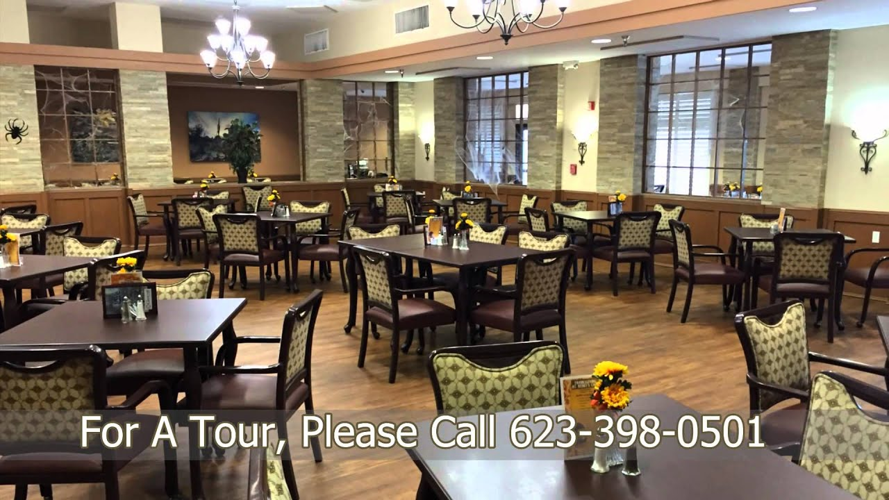 Glencroft Senior Living Assisted Living | Glendale AZ | Glendale ...