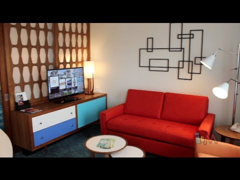 Cabana Bay Beach Resort Room Tour Family Suite At Universal Orlando Youtube