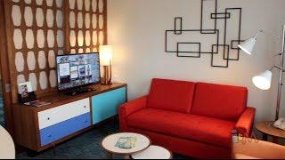 Cabana Bay Beach Resort room tour family suite at Universal Orlando