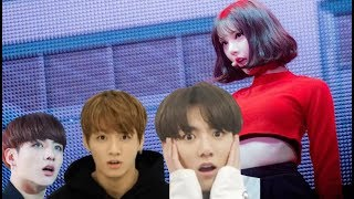 Download Video BTS Jungkook Reaction To GFRIEND Eunha Bloom MP3 3GP MP4