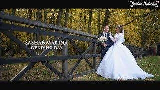 Sasha&Marina Wedding Day/Христианская свадьба
