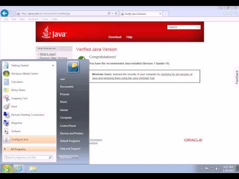 Fixing Problems in Internet Explorer - Part 3 (Java)