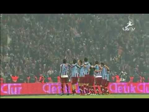 Trabzonspor 60.000 away fans!