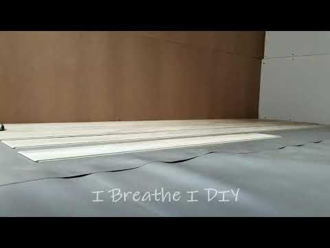 Installing Vinyl Plank Flooring DIY