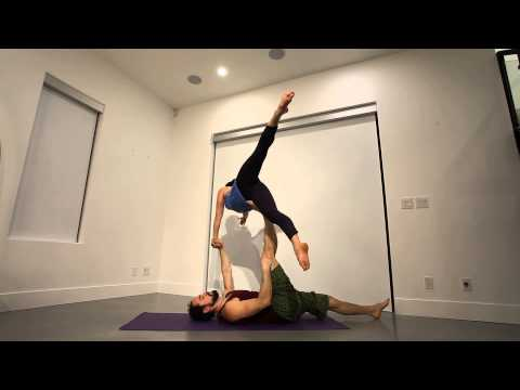 Beginner flow - Miles and Dimitra