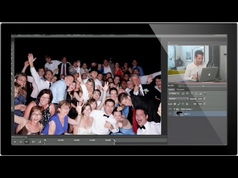 How To Make Movies From Still Images (Wedding Photo booth)