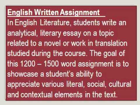 Tips for Writing a Textual Analysis Paper   YouTube