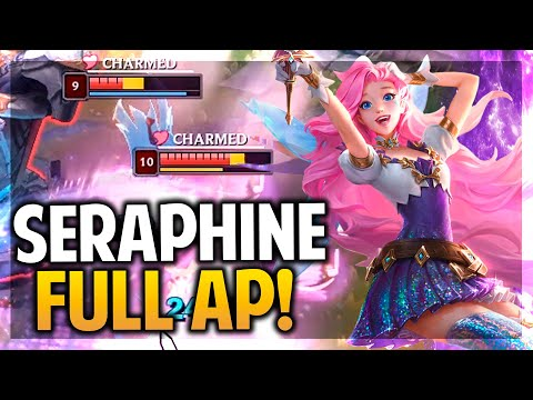 ¡SERAPHINE FULL AP ESTA ROTISIMA! | League of Legends | Ubaman