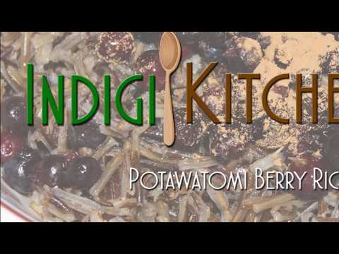 Potawatomi Berry Rice