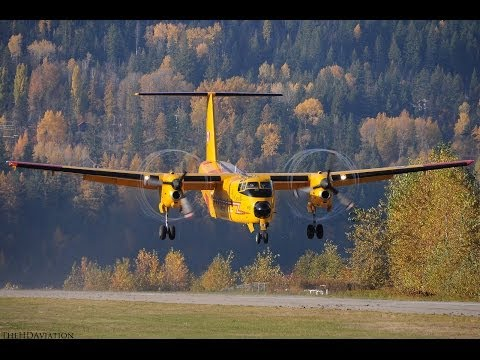 The Ultimate De Havilland CC-115 Buffalo Compilation!