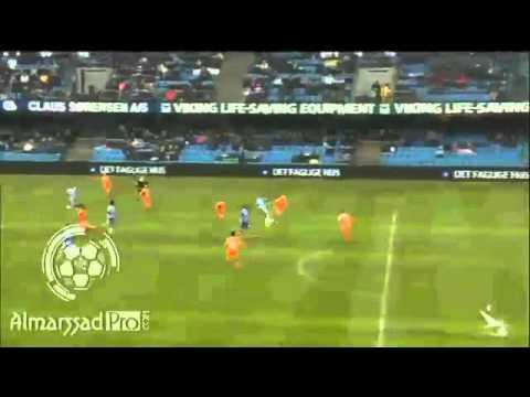 Gol Incrível de Youssef Toutouh Esbjerg Vs Randers