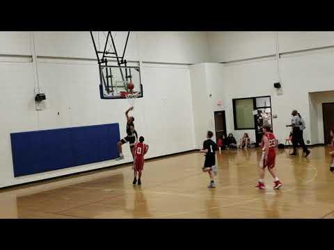 Holcomb Bridge Middle School Game #1 1/23/19