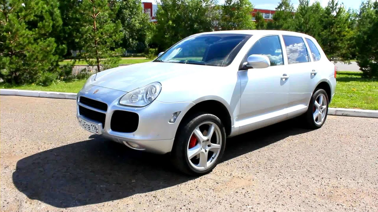 2003 porsche cayenne turbo start up engine and in depth tour youtube