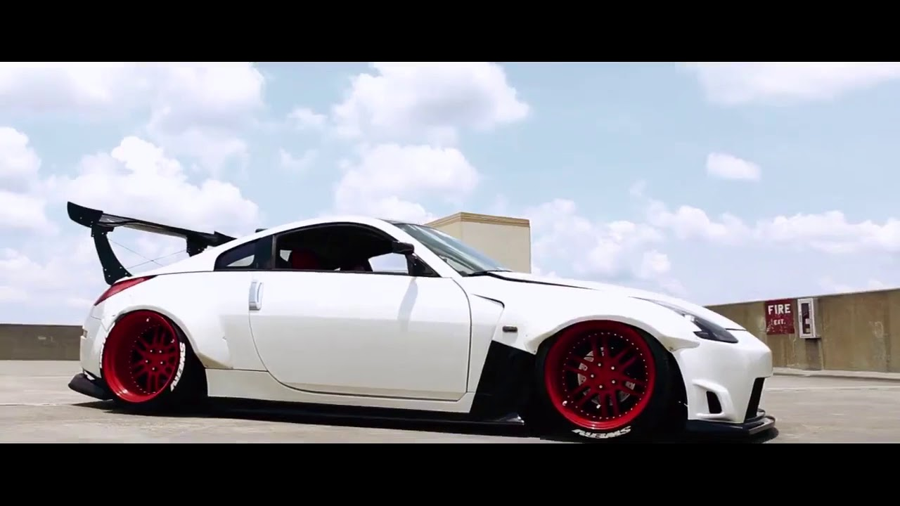 Nissan 350Z Stance JDM Tuning