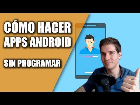 Cómo Hacer Aplicaciones para Android con App Inventor 2