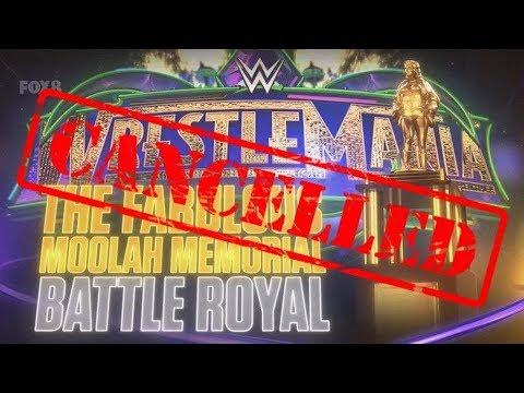 BREAKING NEWS :: WWE Changes Name Of Fabulous Moolah Memorial Battle Royal!